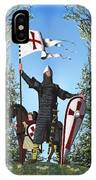Norman Crusader IPhone Case