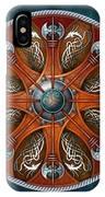 Norse Aegishjalmur Shield IPhone X Case