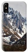 Norse Spring Mountains IPhone Case