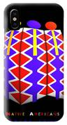 North American Pattern IPhone Case