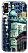 North Beach Victorian - San Francisco IPhone Case