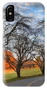North Carolina Sloan Park Sunset IPhone Case