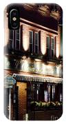 North End Charm IPhone Case