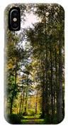 North Lions Park - Mount Vernon Washington IPhone Case