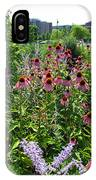 North Point Park Flowers IPhone Case