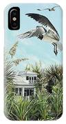 North Shore Landing IPhone Case