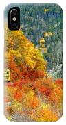 North To Crawford Notch IPhone Case