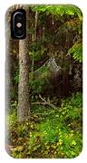 Northern Forest 1 IPhone Case