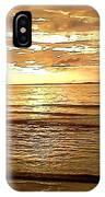 Northern Ireland Sunset IPhone Case