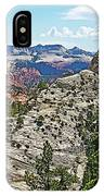 Northgate Peaks Trail From Kolob Terrace Road In Zion National Park-utah IPhone Case