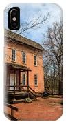 Northwest Indiana Grist Mill IPhone Case