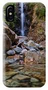Norvan Falls IPhone Case