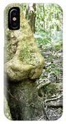Nose Tree In Gwandanaland IPhone Case