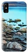 Not A Ripple IPhone Case