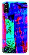 Not Fade Away - Tie Dye IPhone Case