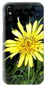 Not Just A Weed IPhone Case