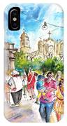 Noto 06 IPhone Case
