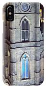 Notre Dame De Montreal At Night IPhone Case