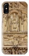 Notre Dame Detail IPhone Case