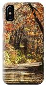 November Colors 5 IPhone Case