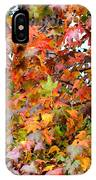 November's Maples IPhone Case