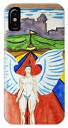 Nude Angel Road IPhone Case