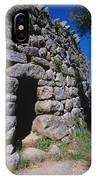 Nuraghe IPhone Case