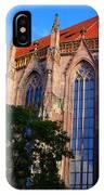 Nuremberg Cathedral IPhone Case