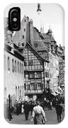 Nuremberg Street Scene IPhone Case