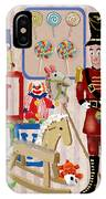 Nutcracker And Friends IPhone Case