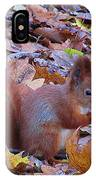 Nuts About Nuts IPhone X Case