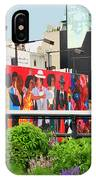 Nyc-high Line Billboard Art IPhone Case
