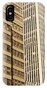 Nyc Highrises IPhone Case
