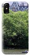 Nyc Urban Oasis IPhone Case