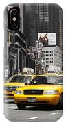 Nyc Yellow Cabs - Ck IPhone Case