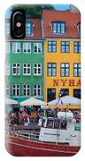 Nyhavn 17 IPhone Case
