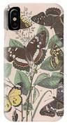 Nymphalidae - Danaidae IPhone Case