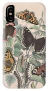 Nymphalidae IPhone Case