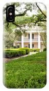 New Orleans Oak Alley Plantation IPhone Case