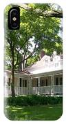 Oak Cottage At Greene Valley Farm IPhone Case