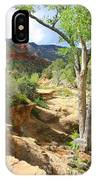 Over Slide Rock IPhone Case