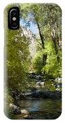 Oak Creek Canyon Creek Arizona IPhone Case
