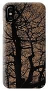 Oak Silhouette  IPhone Case