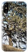 Oak Tree And Moon IPhone Case