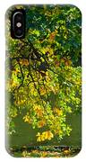 Oak Tree By The Pond - Featured 3 IPhone Case