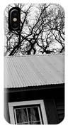 Oak Tree Farm House IPhone Case