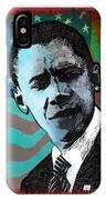 Obama-3 IPhone Case