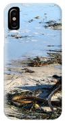Ocean Life On The Beach IPhone Case