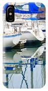 Oceanside Harbor 2 IPhone Case