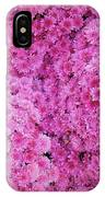 October Carpeting IPhone Case